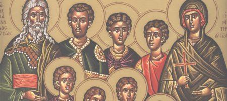 Преподаватель КДА объяснил, почему Церковь почитает Маккавейских мучеников